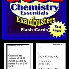 GCSE Chemistry Test Prep Review--Exambusters Flash Cards ebook by GCSE Exambusters - Rakuten Kobo