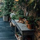 Decking for your outside living space   design inspiration for small gardens
