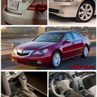 2009 Acura RL   HD Pictures,Specs,information and videos   Dailyrevs