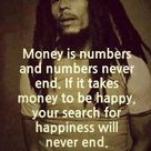 Money Is Not Everything