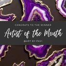 May's MEYSPRING Artist of the Month Winner