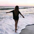 cute beach photo ideas