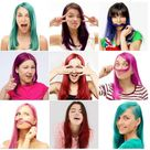 Temporary Hair Dye Comb (10 PCs)