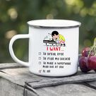 I Want To Break Free Mug   To Ride My Bicycle   To Make A Supersonic Man Out Of You   Freddie Playing Piano Illustrated Mug