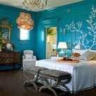 Turquoise Girls Rooms