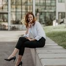 Portrait | Business in Style fotografiert durch foundbyheart by Nora Brumm