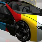 Ho Ho Ho It's FP's 2009 BMW EfficientDynamics Concept for The Sims 2