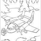 Imagenes para Dibujar Aviones 54