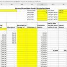 GP Fund Final Amount Calculator   All Pak Notifications