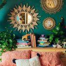 Creating beautiful spaces // bohemian home inspiration