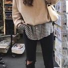20 Going Out Women Outfits for Winter