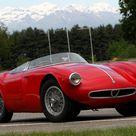 Alfa Romeo 2000 Sportiva Spider 1366 '1954 Произведены 2 единицы