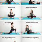 Yoga Hüftöffner