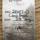 Jewelry Assortment of Bones - Carp Bones - 1 Pair - Real Bones - Lot No. 210107-O