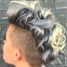 19 Best Female Mohawk Hairstyles