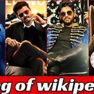 10 Most Searched South Indian Actor in Wikipedia| Allu Arjun, Vijay, Prabhas, Mahesh Babu