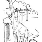 Dinosaurs coloring pages. Download and print dinosaurs coloring pages