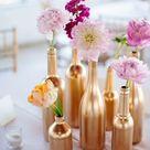 Simple Yet Beautiful Wedding Center Piece Ideas
