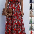 Women Fashion Dresses Trend