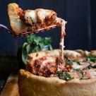 Deep Dish Pizza Recipe