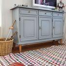 Möbel Upcycling Anleitung für eine Kommode - aus alt mach neu