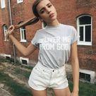 15 Outfits coquetos e irresistibles con shorts de mezclilla