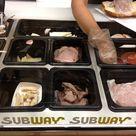 Subway Bread