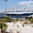 olympic cost stadium greege