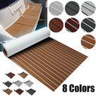 11 Color Marine EVA Foam Decking Boat Sheet Faux Teak Decking Yacht Flooring EVA Foam Floor Sheet Self-Adhesive Mat