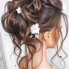 44 Messy updo hairstyles   The most romantic updo to get an elegant look