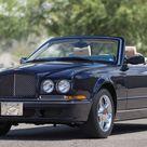 2001 Bentley Azure Mulliner Convertible   S5   Monterey 2015   Mecum Auctions