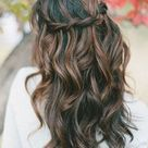 13 HALF-UP HALF-DOW 13 HALF-UP HALF-DOWN WEDDING HAIRSTYLES TO TRY NOW
