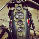 Motorcycle Tank