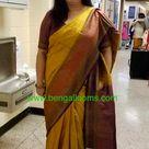 Banarasi | Silk Saris | Handloom | Blouses | Dupattas |Bengal Looms|New Jersey