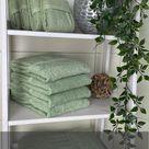 Handtücher falten - einfach und genial