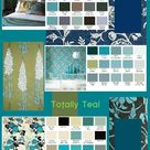 Teal Rooms