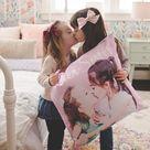Custom Pop Art Pillow