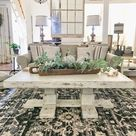 Farmhouse Coffee Table Reclaimed Wood Coffee Table Square   Etsy