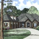 House Plan 940-00039 - Southern Plan: 5,444 Square Feet, 5 Bedrooms, 6.5 Bathrooms