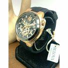 Bulova Men's Watch 98A177 Automatic 21J Skeleton