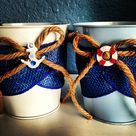 Nautical Baby Showers