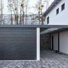 Garage aus Stahl: Die optisch beste & modernste Fertiggarage   Siebau