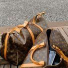 Louis Vuitton Keepall