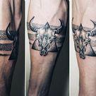 Top 75 Taurus Tattoo Ideas - [2021 Inspiration Guide]