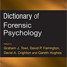 Dictionary of Forensic Psychology – eBook PDF