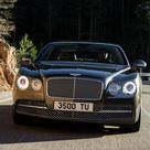 Leaked 2014 Bentley Flying Spur Official Pictures