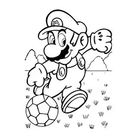 Soccer Ball Coloring Pages - Free Printables - MomJunction