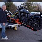 Porteos Motorcycle Ramp