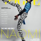 Naomi Campbell covers Vogue Arabia November 2018 by Chris Colls - fashionotography
