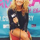 Tori kelly curly hair